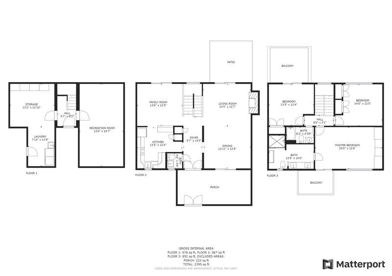 10 Dezac Arbordeau, Devon Floor Plan