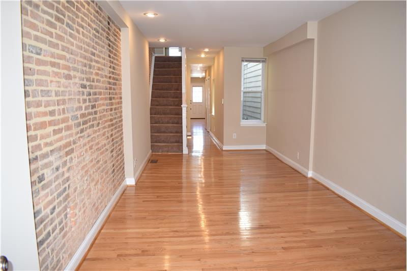 Front Entrance/Living Room