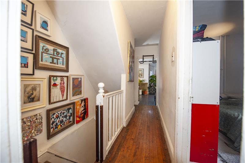 10 Thomas Avenue Apartment Third Floor Hallway