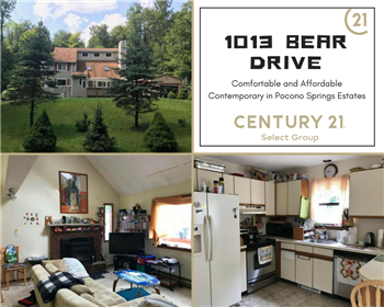 1013 Bear Drive, Newfoundland, PA