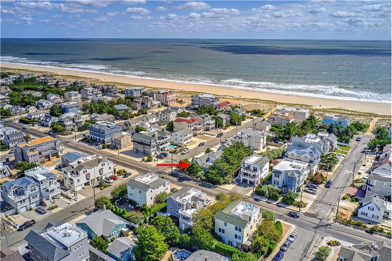 Oceanviews from Great Room & Rooftop