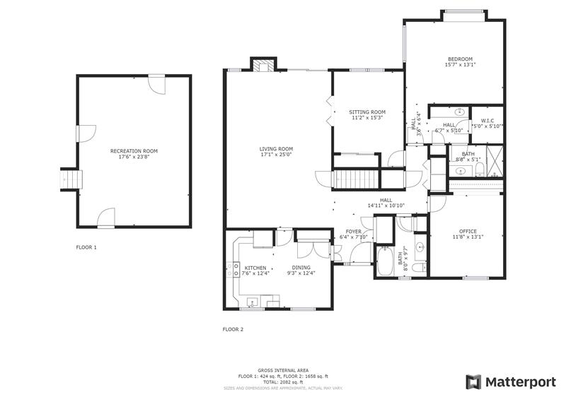 1029 Kennett Way, West Chester, Floor Plan