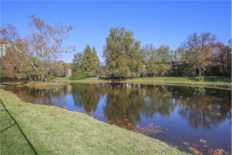 Grosvenor Lake