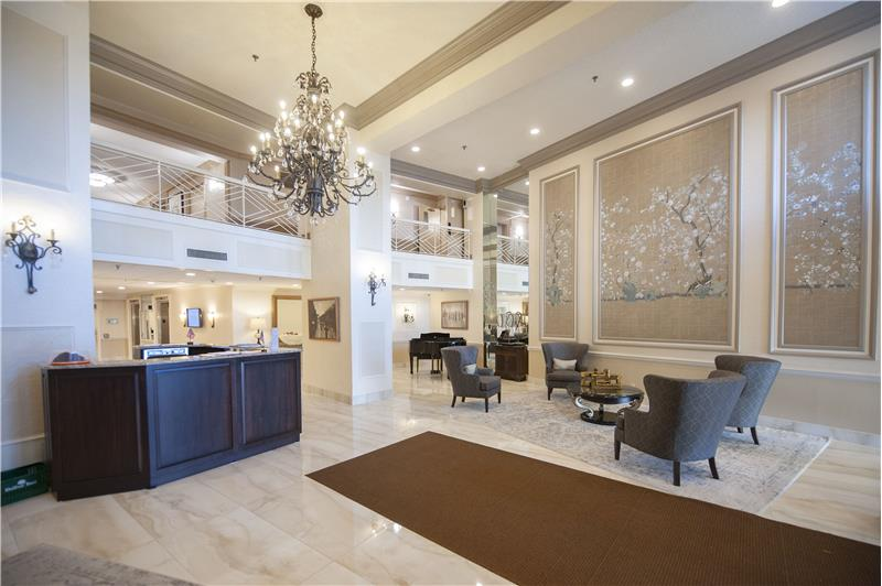 10714 Valley Forge Circle Tower 1000 Lobby