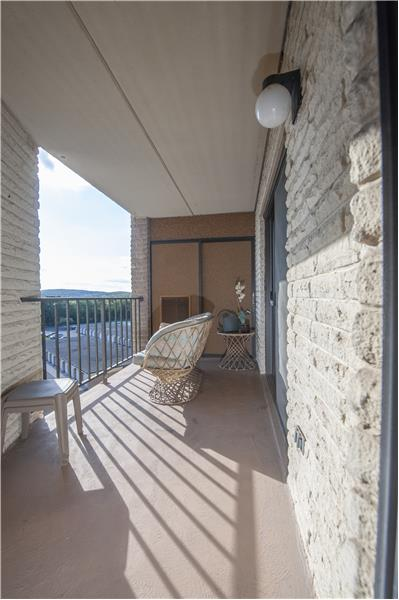 10714 Valley Forge Circle Balcony
