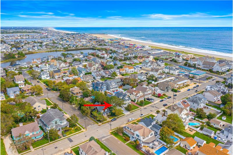 7 Homes to Ocean! Located in prestigious Point Pleasant Beach, NJ 08742