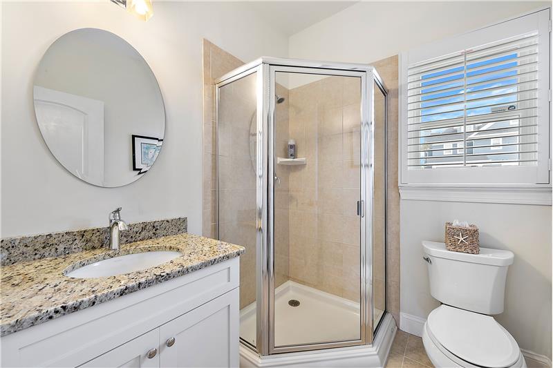 Full Bath - Main Level