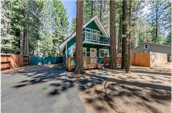 1219 Margaret Ave, South Lake Tahoe, CA