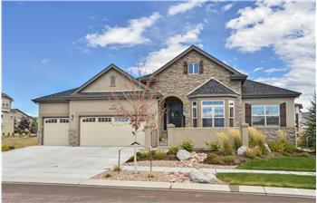 12527 Chatter Creek Court, Colorado Springs, CO