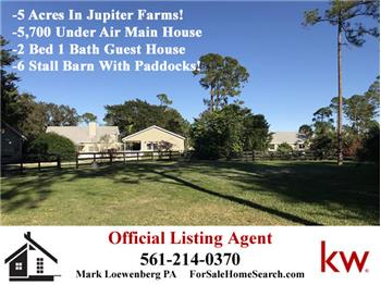 12876 154 Road North, Jupiter, FL