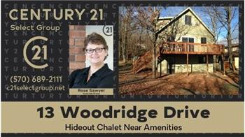 13 Woodridge Drive, Lake Ariel, PA