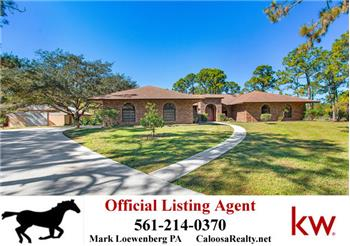 13127 Silver Fox Lane, Palm Beach Gardens, FL