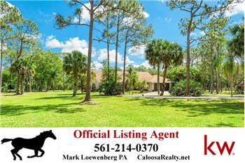 13144 Silver Fox Lane, Palm Beach Gardens, FL