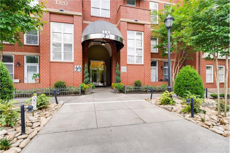 Welcome to 1320 Fillmore Avenue in the heart of Charlotte's historic Dilworth neighborhood.