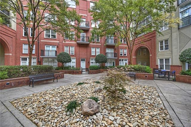 Courtyards are gated/locked and for the exclusive use of 1320 Fillmore residents.