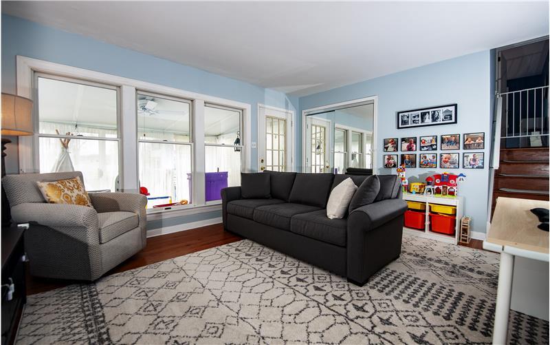 136 Green Hill Road Living Room