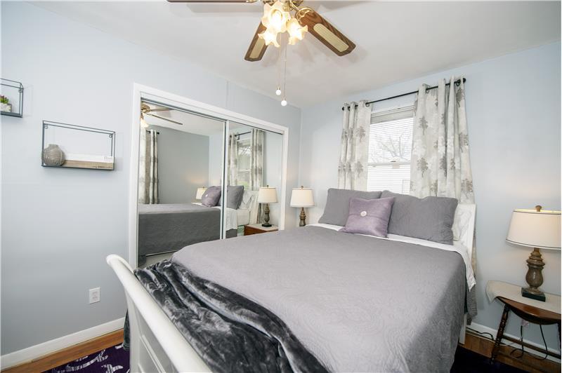 136 Green Hill Road Guest Bedroom