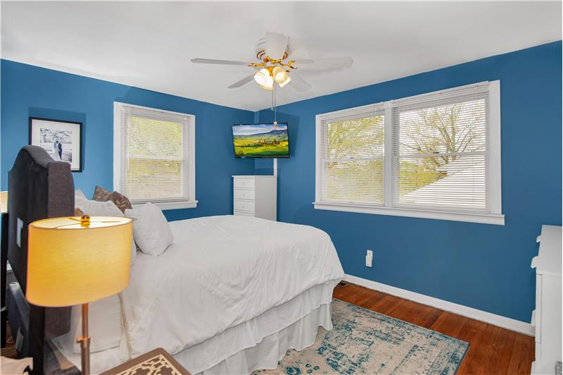 136 Green Hill Road Primary Bedroom