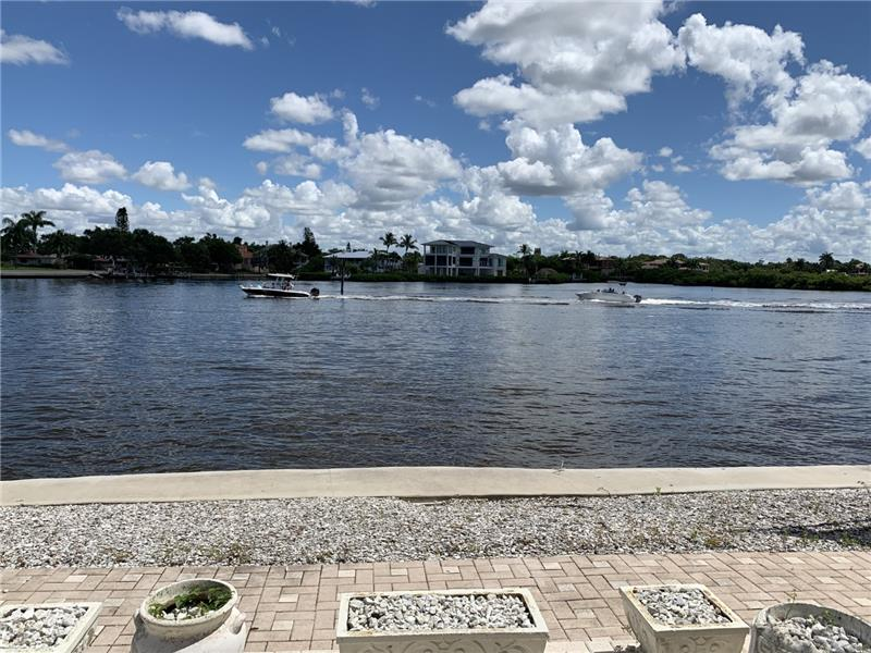 View of Bay and Intracoastal Waterway
