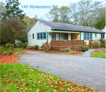 140 Winterberry Road, Narragansett, RI