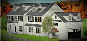 15 Pine Road - Proposed Renovation, Syosset, NY