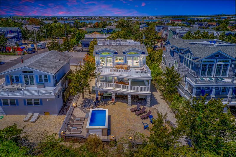 Oceanfront Dusk View