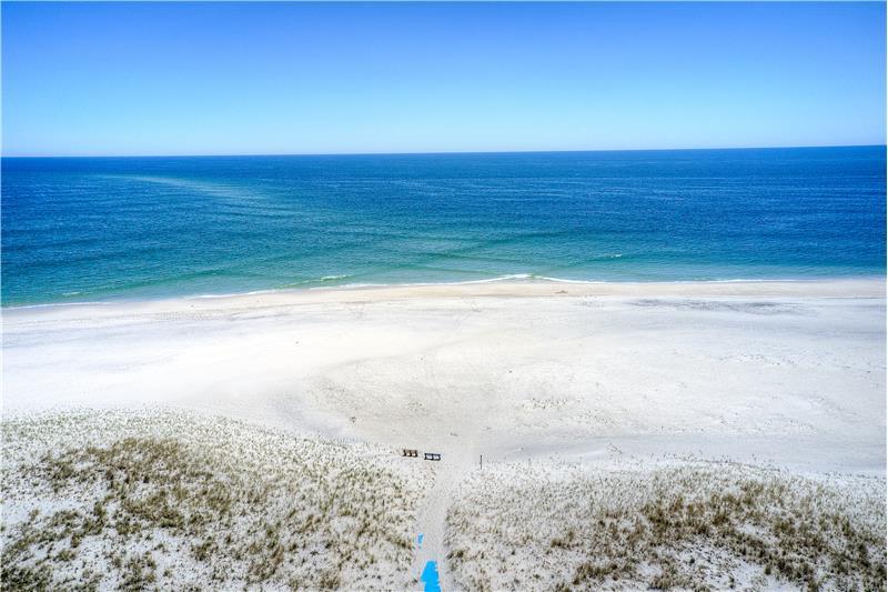 Spacious Beach