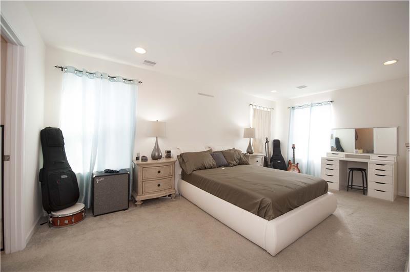 155 Garnet Drive Master Bedroom