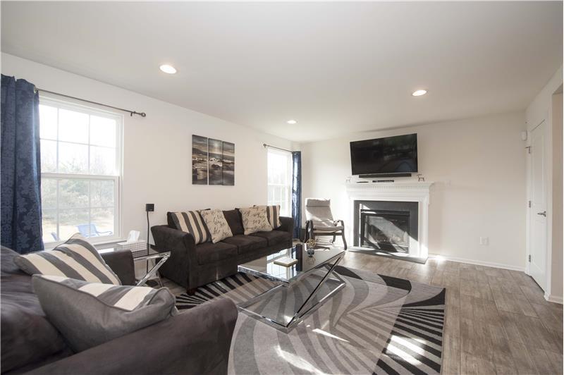 155 Garnet Drive Family Room