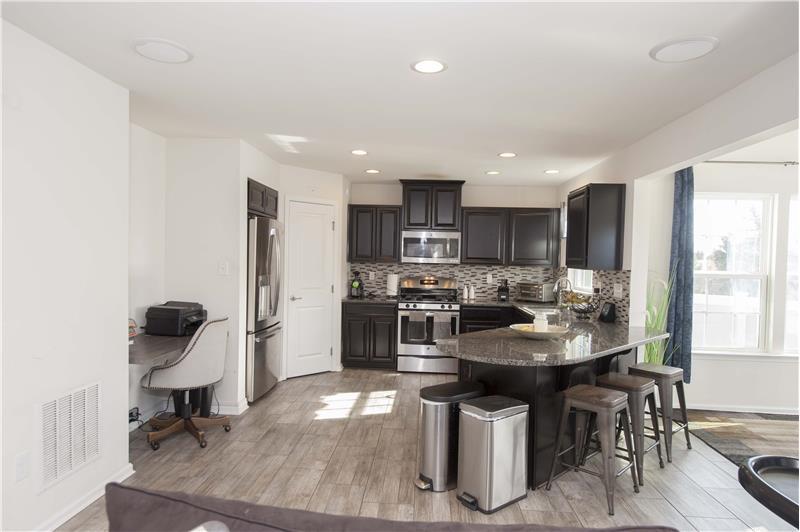 155 Garnet Drive Kitchen