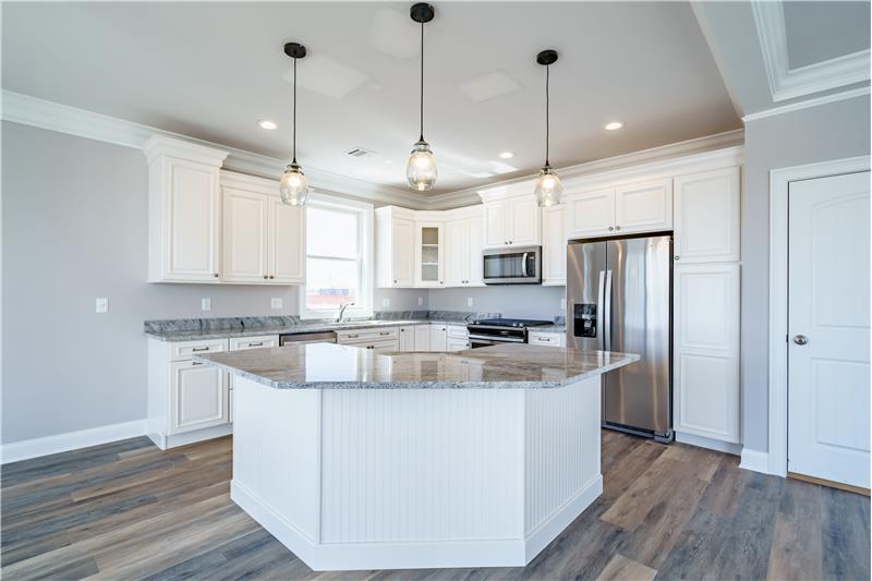 Decorator-built Kitchen