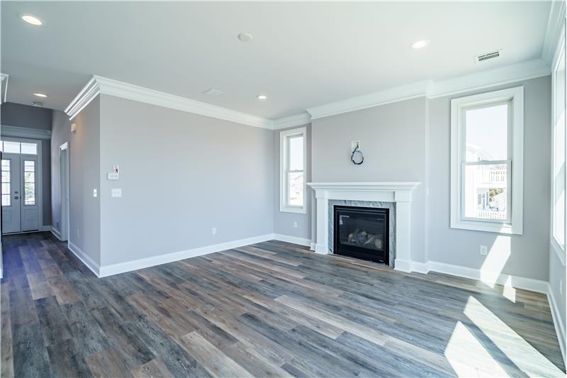Wood-Impression Laminate Flooring