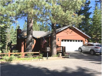 1609 Thunderbird Drive, South Lake Tahoe, CA