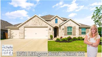 1701 Lithgow Road, Celina, TX