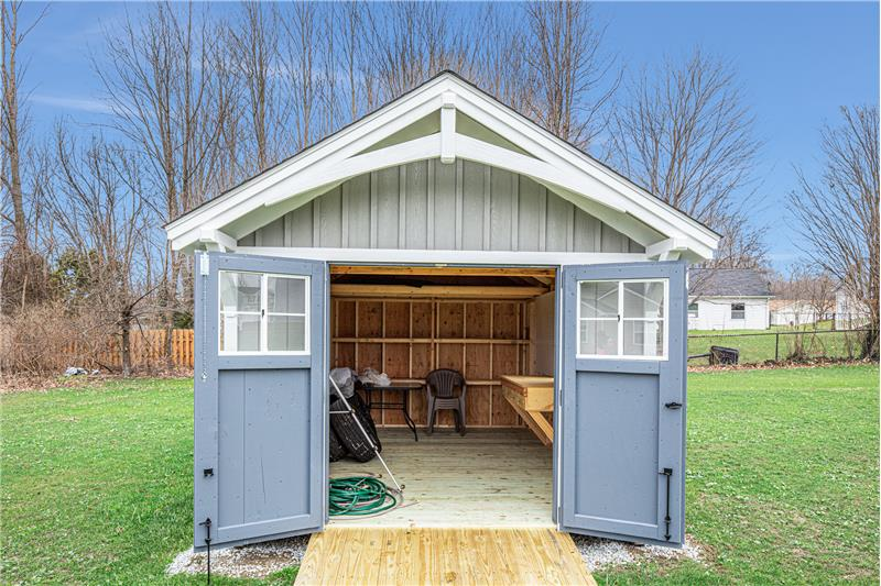New Shed 16 x 10