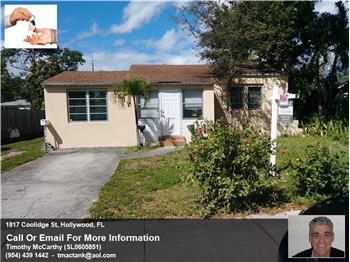 1817 Coolidge St, Hollywood, FL