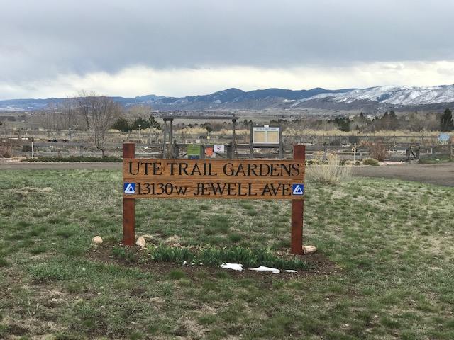 Ute Trail Gardens 1 mile away