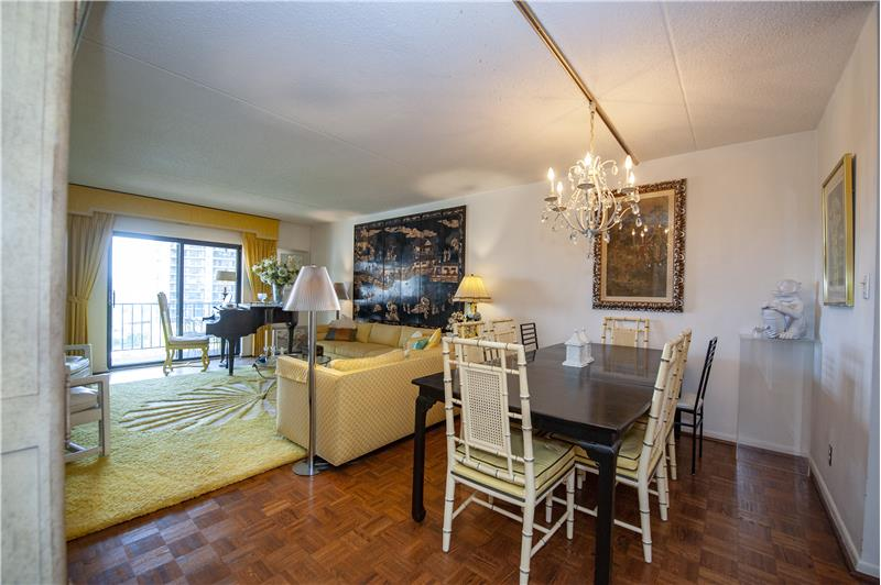 20737 Valley Forge Circle Dining Room/Living Room