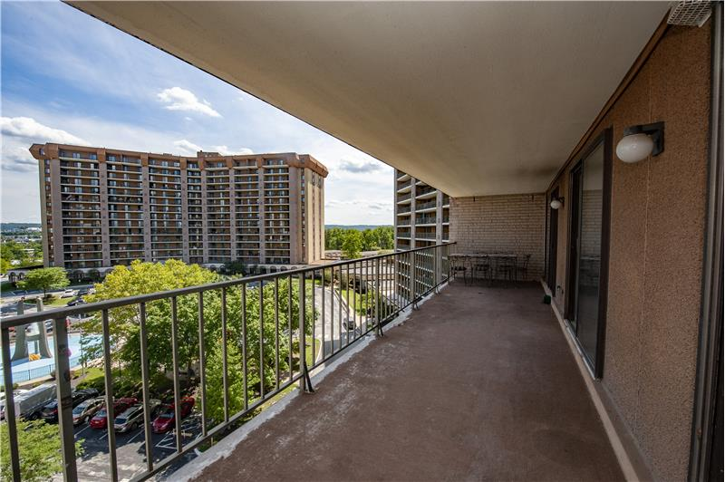 20737 Valley Forge Circle Balcony