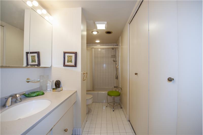 20737 Valley Forge Circle Hall Bathroom