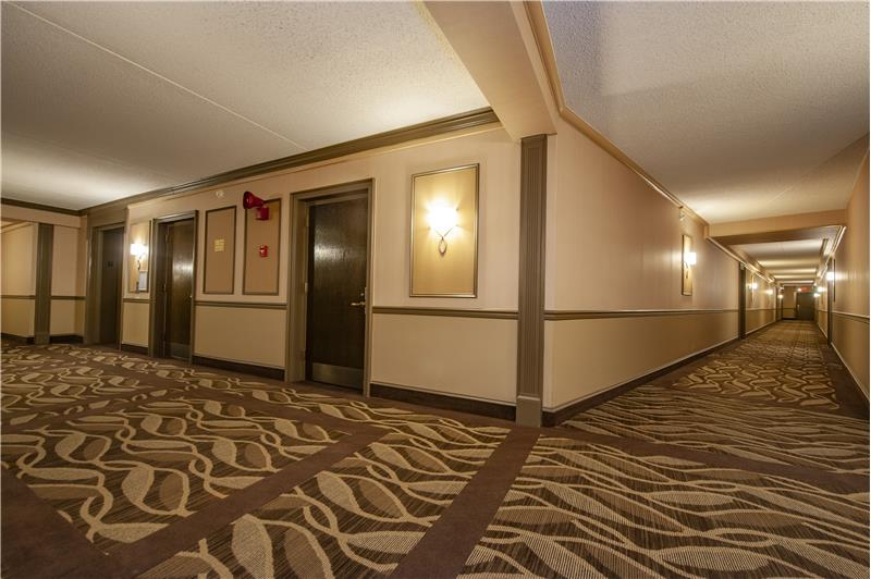 20737 Valley Forge Circle Building Hallway