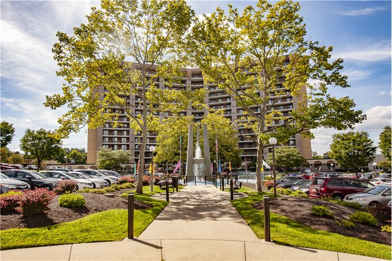 20737 Valley Forge Circle Exterior View of Building