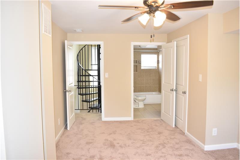 2nd Level Bedroom