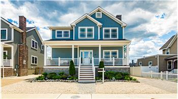 The Perfect Beach Home...located in the historic district of Beach Haven on the oceanside...just steps to the beach!