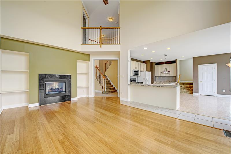 226 Paperbirch Drive, Collegeville, Family Room