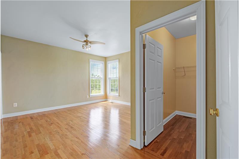 226 Paperbirch Drive, Collegeville, First Floor Primary Bedroom