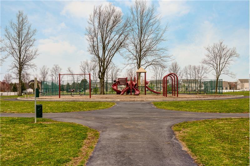 Neighborhood park!