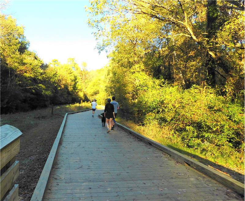Third Fork Creek Trail