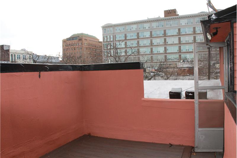 2321-23 Sansom Street #2C Rental Rooftop Deck