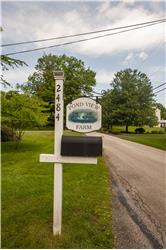 2484 Stinson Lane AKA Pond View Farm